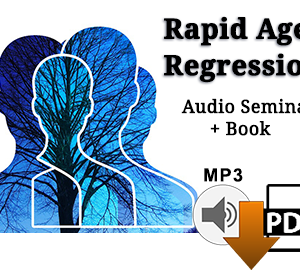 Rapid Age Regression (Audio + Book)